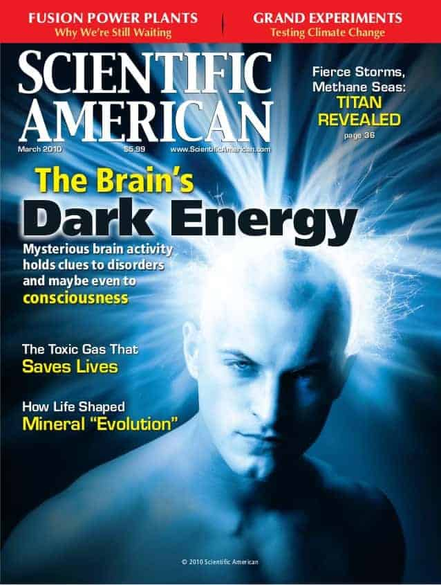 tap chi hoc tieng anh scientific American