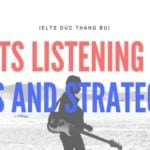 bi quyet IELTS Listening 9.0