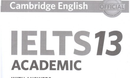 Đáp án chi tiết IELTS Writing cho IELTS Cambridge 13