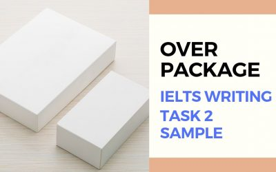 17/08/2019 Task 2 (BC) – Reduce The Amount Of Packaging Of Goods